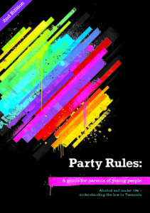 Cover image of the Party Rules 2nd Edition Resource
